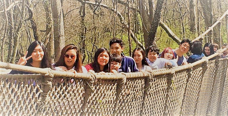 네쉬빌 동물원(흔들다리).JPG